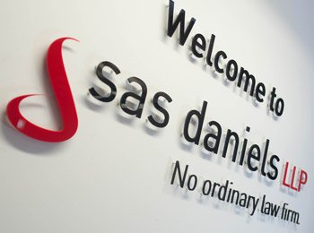 meet the sas daniels team