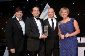 BlueCoffee Networks - Cheshire Business Awards Winner 2011