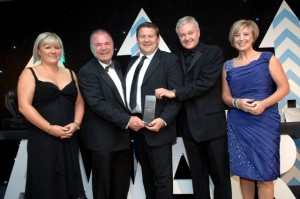 MPM Products Ltd - Cheshire Business Awards Winner 2011