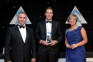 Matt Bullas, Click Consult - Cheshire Business Awards Winner 2011