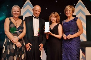 Anne MacIntosh EA Technology - Cheshire Business Awards Winner 2011
