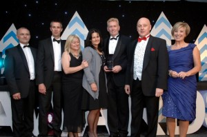 Chester Zoo - Cheshire Business Awards Winner 2011
