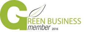 Green Business Membership logo