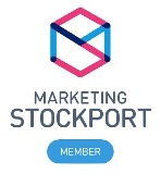 Marketing Stockport membership logo