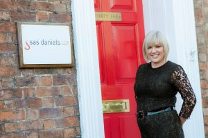Kaye Whitby, Head of SAS Daniels' Chester office
