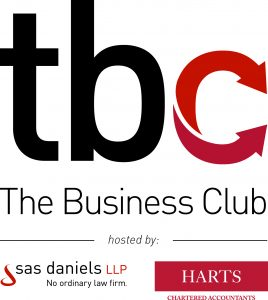 The Business Club networking event in Macclesfield hosted by SAS Daniels LLP and Harts Accountants Ltd