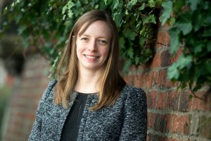 Amy Dickens, Solicitor in the Residential Property team at SAS Daniels' Stockport office
