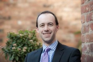 James Goddard, Partner in the Property team at SAS Daniels, Chester office.