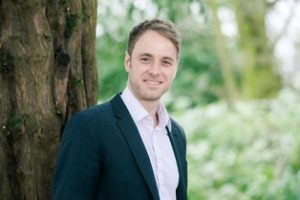 James Heath, Associate Solicitor in the Employment Law & HR team at SAS Daniels