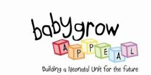 Countess of Chester Hospital Babygrow Appeal logo