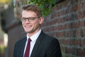 Jack Kelly, Legal Apprentice in HR at SAS Daniels