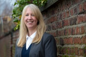 Kerry Blackhurst, Assocaite Solicitor in the Personal Law team at SAS Daniels, Macclesfield
