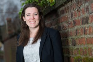 Vicky Timothy, Associate Trusts Solicitor at SAS Daniels, Stockport