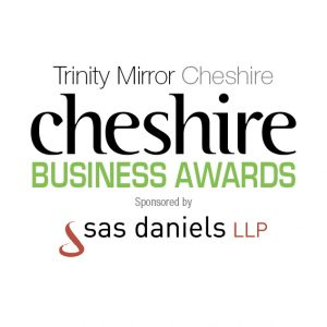 Cheshire Business Awards 2017 logo