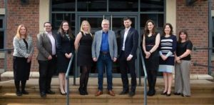 Promotions at SAS Daniels LLP for Anna Barnes, Paul Tyrer, Vicky Timothy, Rachel Condie, Jeremy Orrell, Scott Tams, Sarah Pull, Gena Powrie and Kerry Jones.