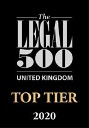 The Legal 500 Top Tier icon