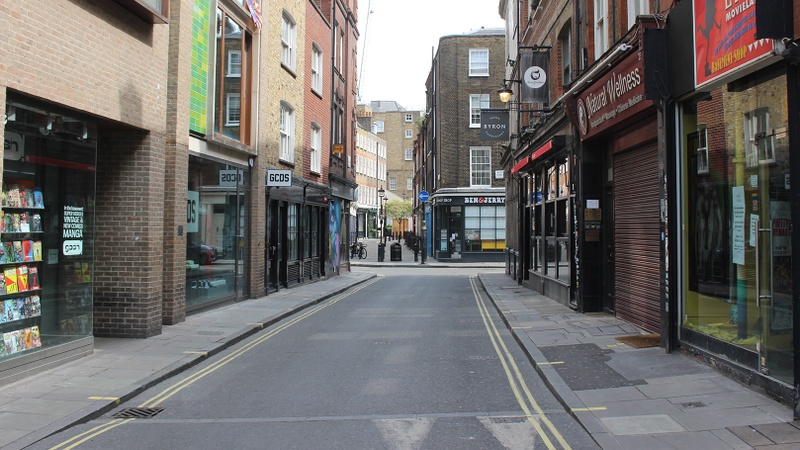 Empty high street, what support is available for lanlords