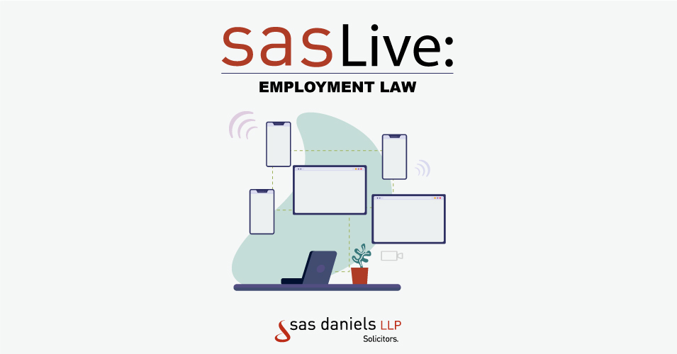 SAS Live event episode 4 on new ways of working and HR trends
