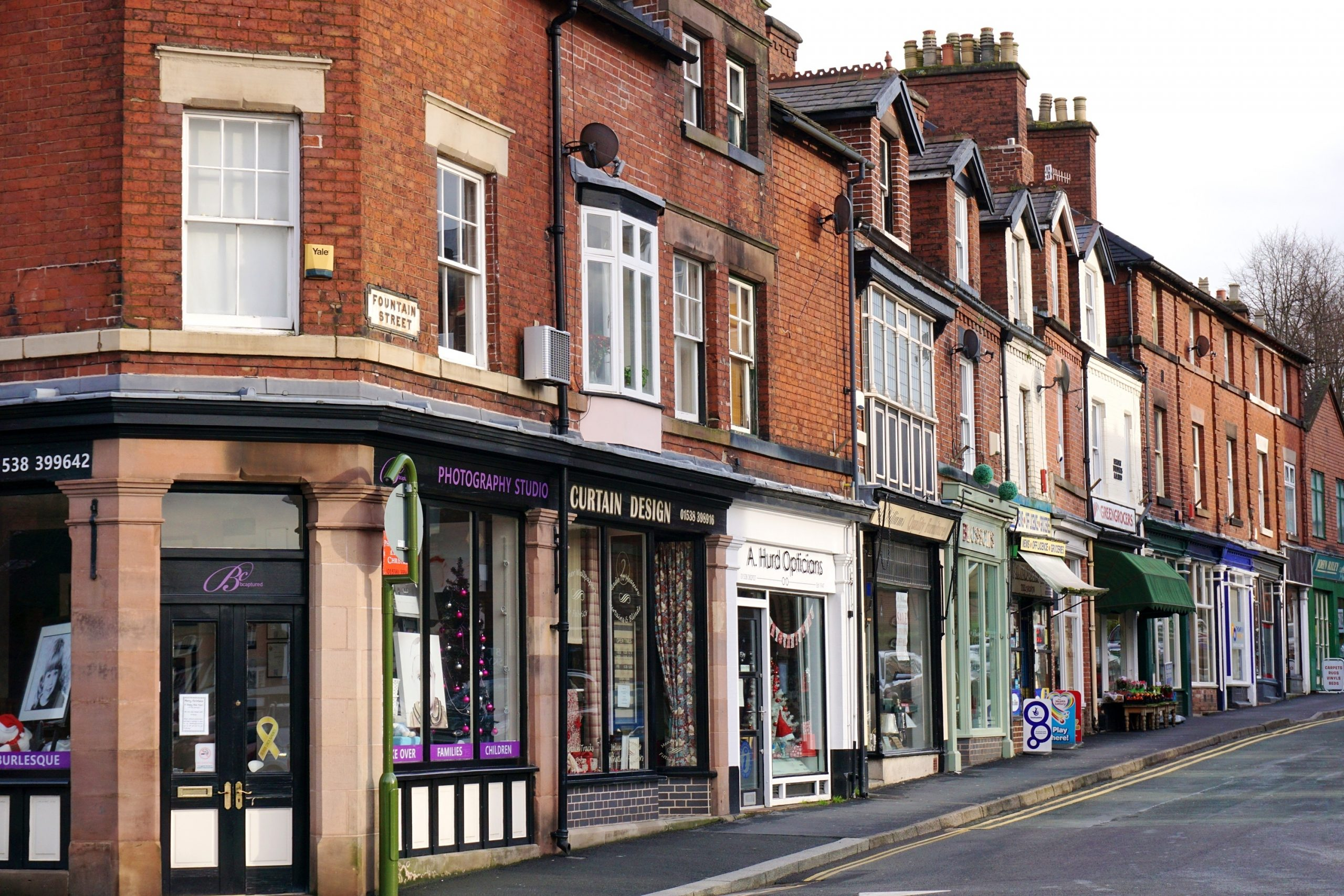 How does the extension of the business rates relief affect the commerical propert market?